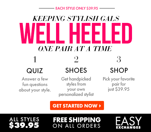 Keeping Stylish Gals Well Heeled