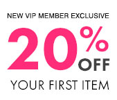 20% off your First Item