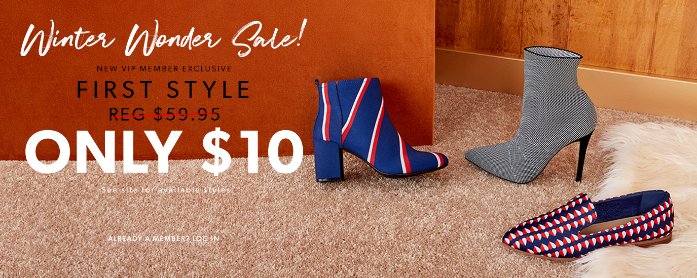 JustFab: First Style For $10..