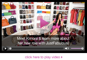 Her new role with JustFab