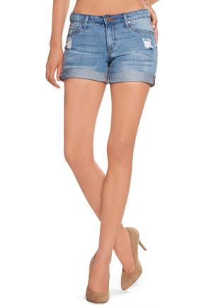 Women'S Relaxed Fit Denim Shorts