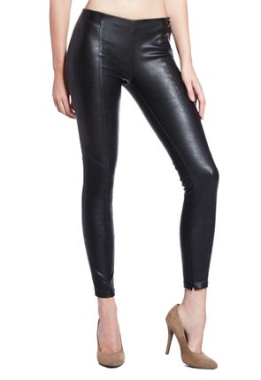 Leather Like Leggings