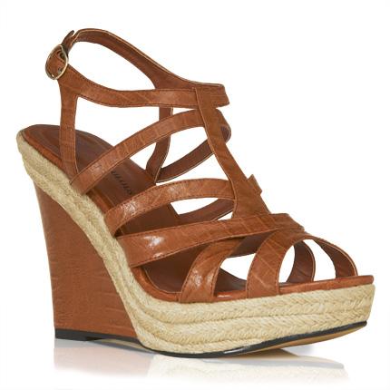 Black Wedge Heels, Wedges for Women, Wedge Heels, Sexy Shoes ...