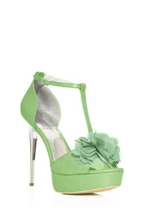 Posy Dress Heels