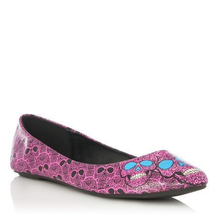 Savage Flat Shoes for Women