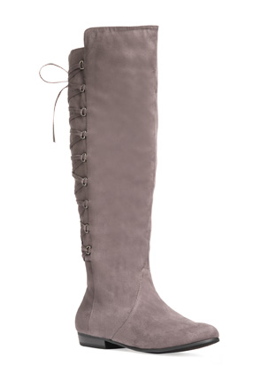 Gisane Women's Flat Boots