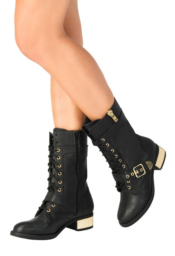 Discreet Just Fab Boots Binocular Cases & Accessories