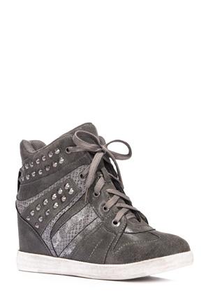 Adidas AR 2.0 high top women shoes gray pink blue,  53.36