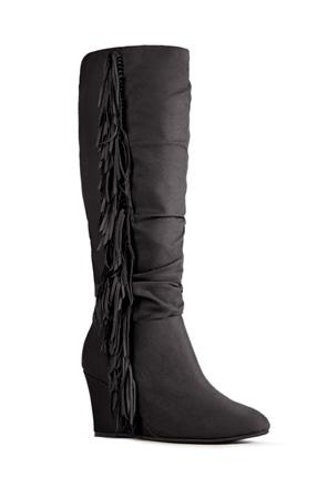 Maxime  Women's Wedge Heel Boots