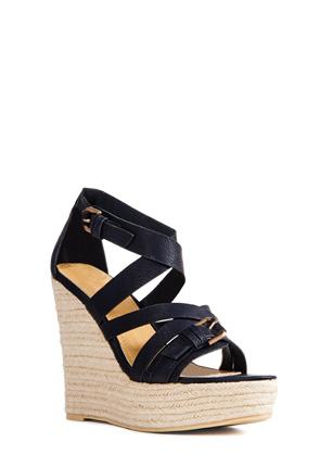 Vitalia Women's Pretty Wedge Sandals