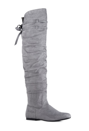 Adelayd Over The Knee Boots