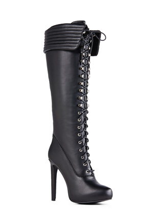 Bruna, Women's Heeled Boots, Women's Boots, Shoes for Women