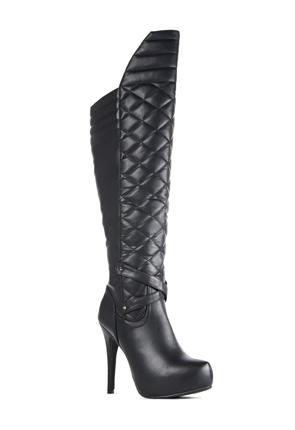 Vitley Stiletto Heel Boots for Women