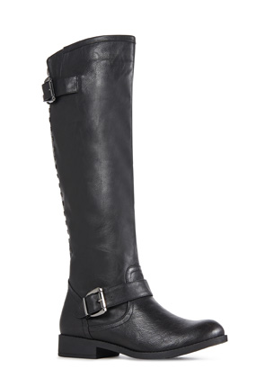 JF Roxanne Brown Boots