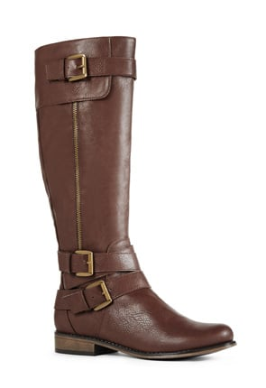 Daphne Women's Casual Brown Boots