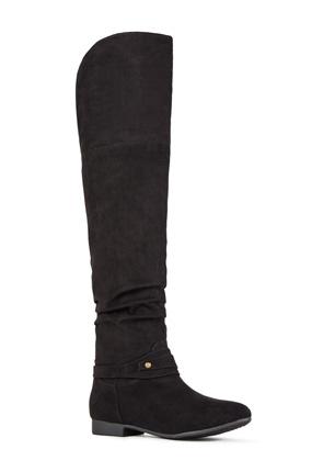 Charmaine Women's Fashion Flat Boots