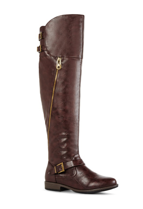 Caitlin Women's Over the Knee Boots