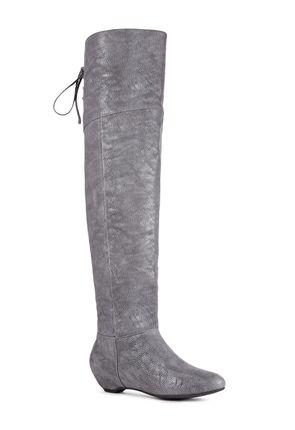 Demeter Tall Black Boots for Women