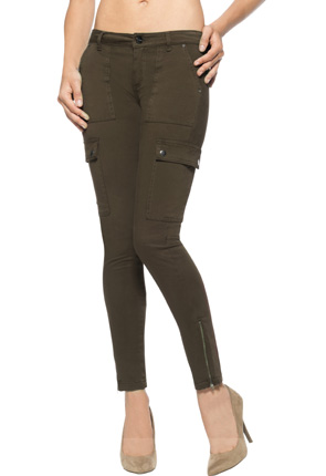 dressy cargo pants for women - Pi Pants