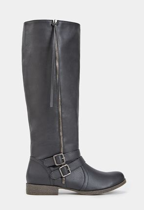 Women's Flat Boots - Ankle Boots, Flat Over The Knee Boots, Thigh ...