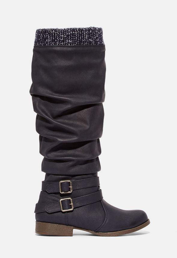 Pilar Sweater Cuff Boot