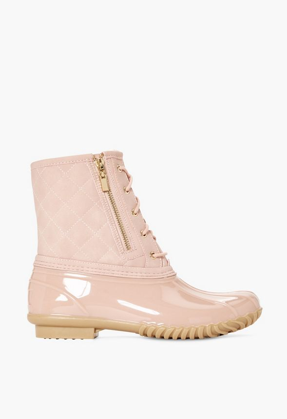 Elliana Quilted Winter Boot