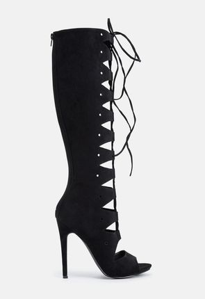 High Heel Boots - Flat, Ankle, Knee High & Over the Knee High ...