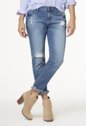 Boyfriend Jeans Cheap Ye Jean