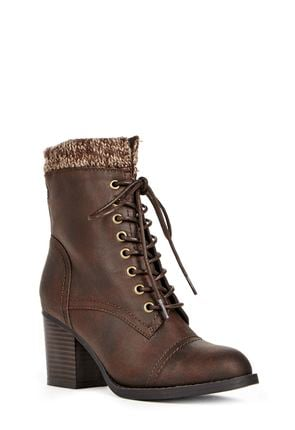 Women's Lace Up Boots, Lace Up Ankle Boots, Knee High Lace Up ...