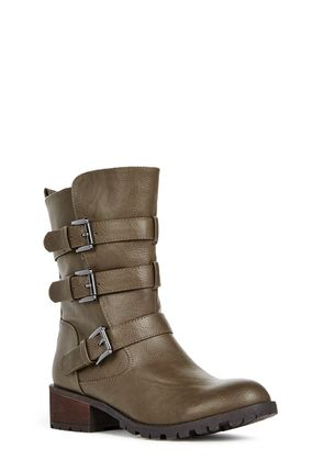 Kennt, Women's Strappy Ankle Boots