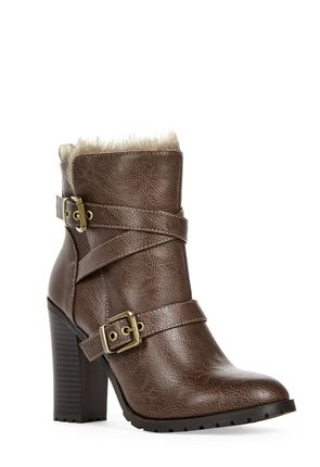 Vanda Heeled Ankle Boots for Women