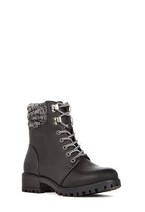 Setter Women's Combat Fashion Boots