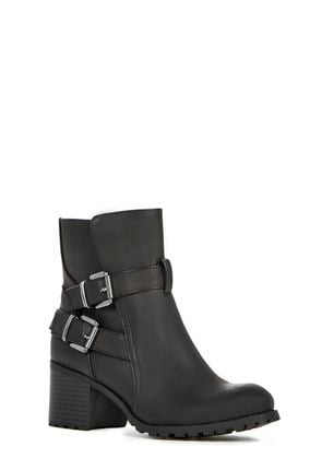 Toya Fashion Ankle Boots for Women