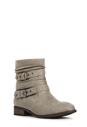 Tiff Women's Flat Ankle Boots