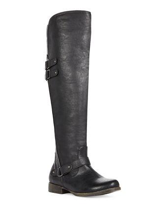 Brightonn Women's Flat Fashion Boots
