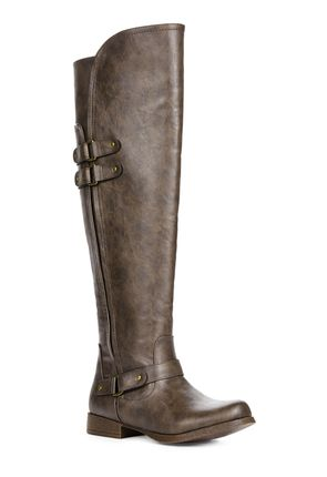 Brightonn Women's Flat Fashion Boots