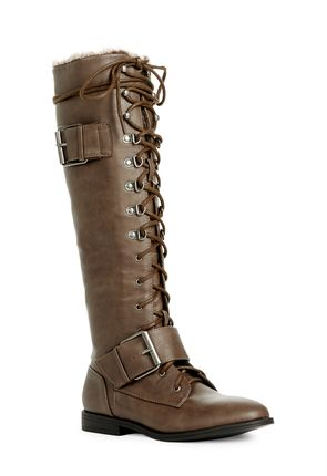 Addison Tall Combat Boots