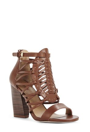Chunky Heels Sandals