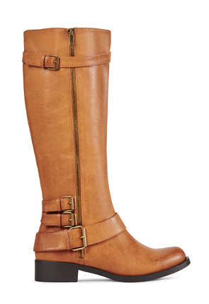 Blayklea Light Brown Boots for Women