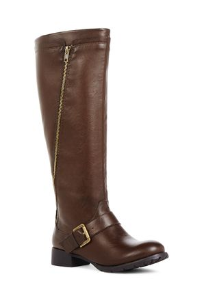 AZALYN, Women's Flat Fashion Boots