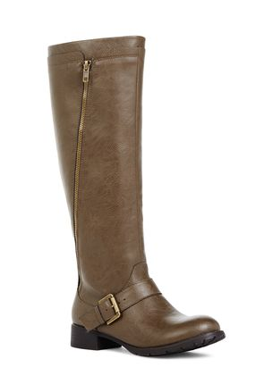 AZALYN, Women's Flat Fashion Boots
