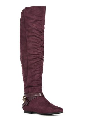 Kirbey Over the Knee Boots for Women