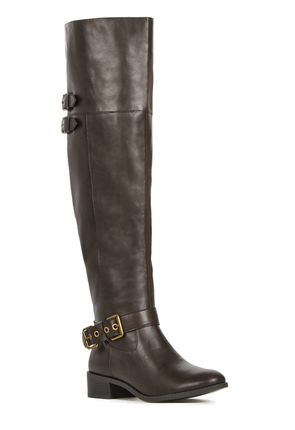 Londra Women's Over The Knee Boots