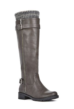 Hestyr Women's Flat Fashion Boots