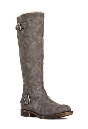 Kestra Flat Knee High Boots for Women