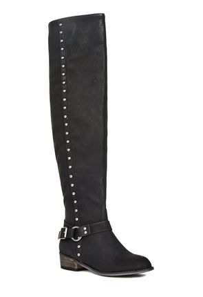 Delvin Over the Knee Boots for Women