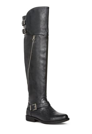 Leighna Women's Over the Knee Fashion Boots