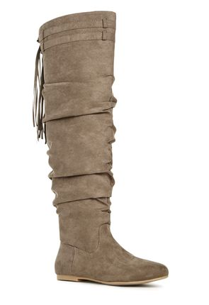 Tiernee Tall Slouch Boots for Women