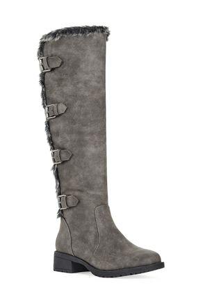 Jeremianne Lug Sole Boots for Women