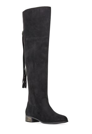 Lulla Cheap Flat Boots for Women